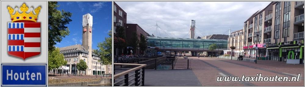 HOUTAX – Taxi Centrale Houten
